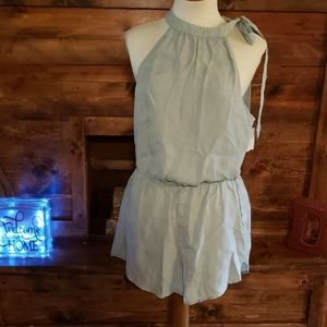 CLOTH AND STONE SAGE ROMPER